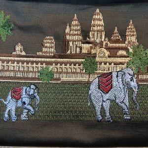 Bags - Angkor Wat Cambodia Temple Small Handbag
